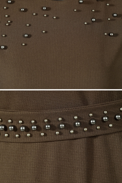 Pearl Detail Dress