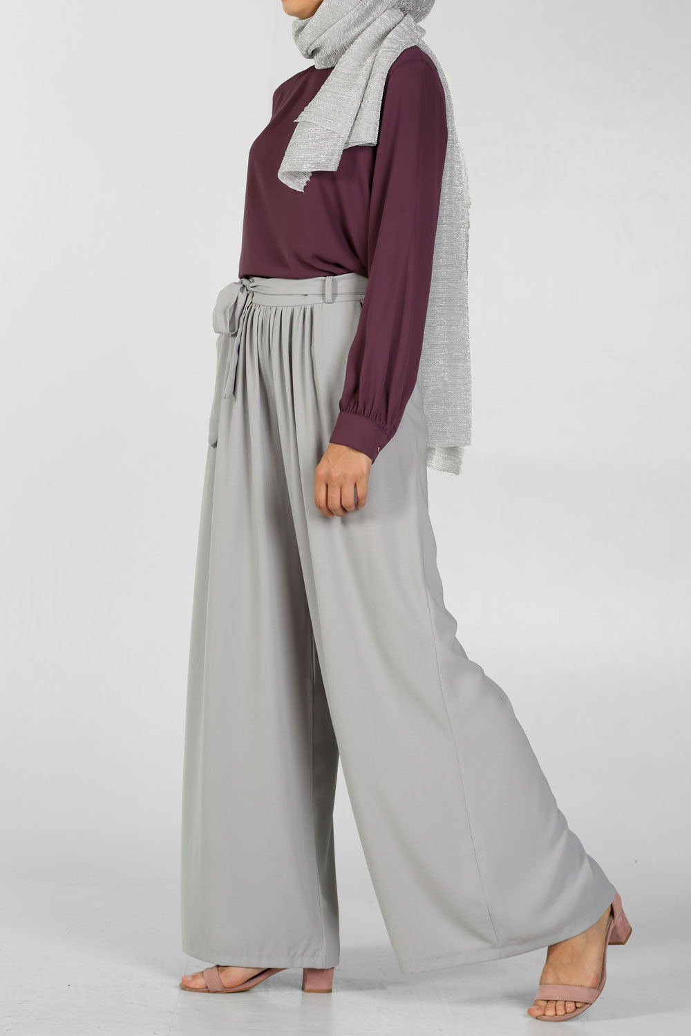 BROKEN HIJAB TROUSER