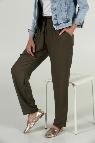 Desenli Şalvar Pantolon