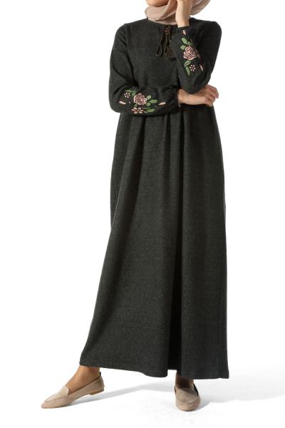2377547c3f6df Tesettür Elbise Modelleri - 2019 Yeni Sezon | Allday