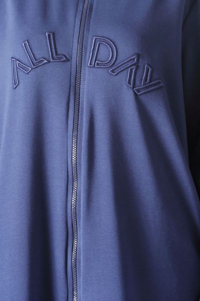 EMBROIDERED TRACKSUIT