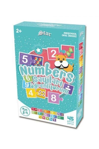 Okul Öncesi Numbers