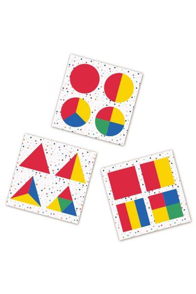 Okul Öncesi Renkler ve Şekiller