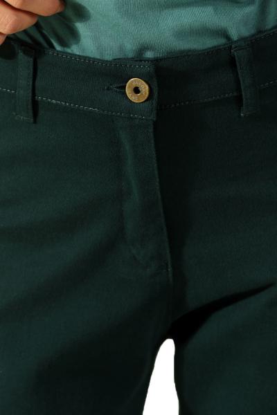 Paçası Püsküllü Pantolon
