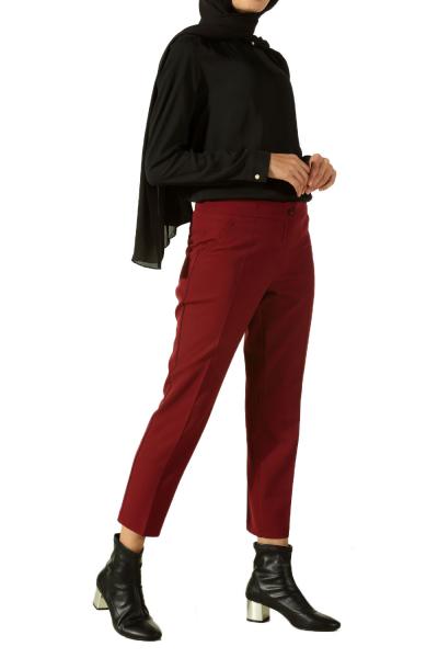 Dar Paça Klasik Pantolon