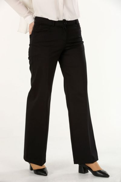 Bol Paça Klasik Pantolon