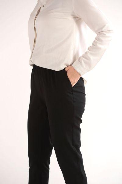BUTTONED DETAIL PANTS
