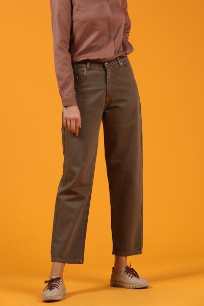 Doğal Kumaş Pantolon
