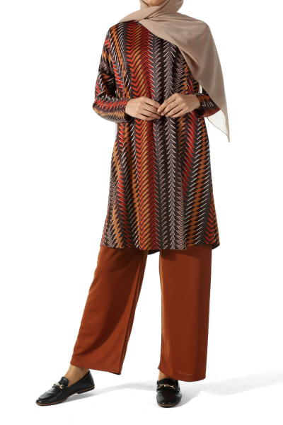 HIJAB SUITS WITH PANTS