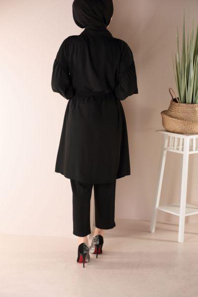 Pantolonlu Kap Takım