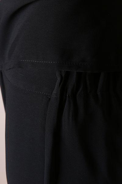 Pantolonlu Önden Kuşaklı Takım