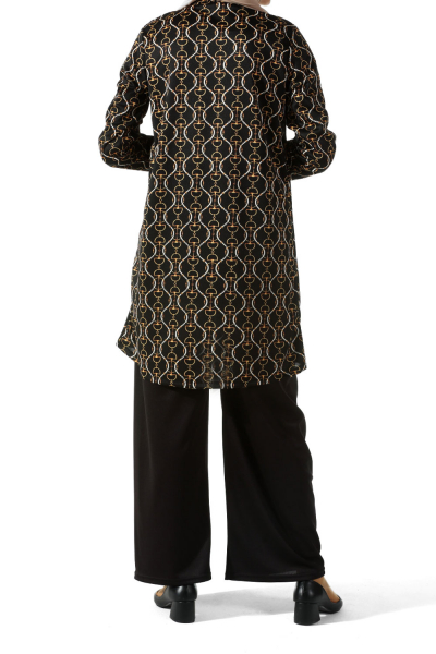 Pantolonlu Tunik Takım
