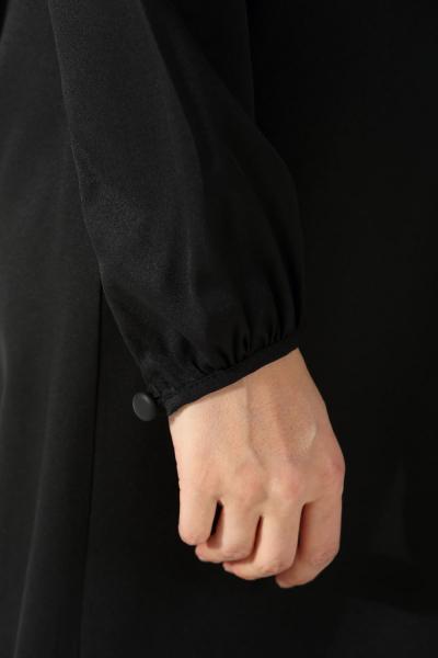 Patlı Apoletli Düğmeli Tunik