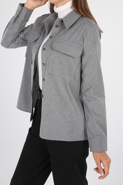 Flap Pocket Shirt