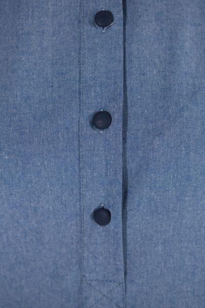 Patlı Düğmeli Tunik
