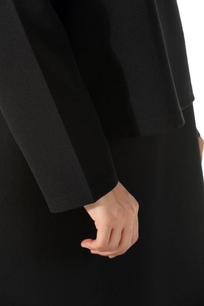 Payetli Etek Bluz İkili Takım