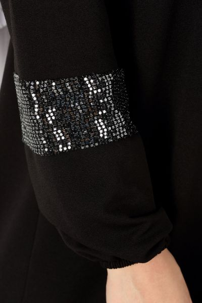 SEQUINED HIJAB SUIT