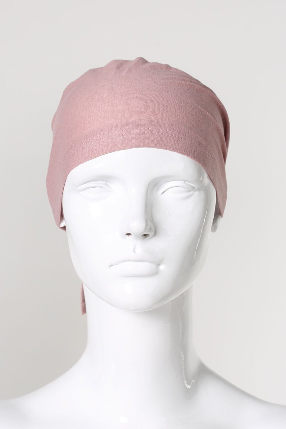 COMBED COTTON BONNET