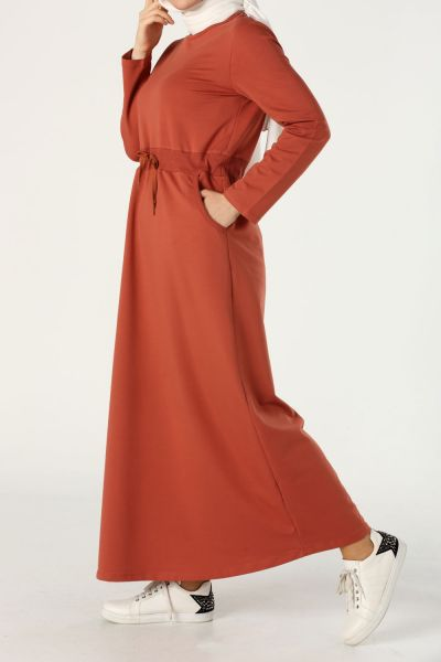 COMBED DRESS