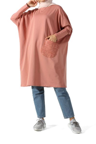 Tesettür Üst Giyim Tunik