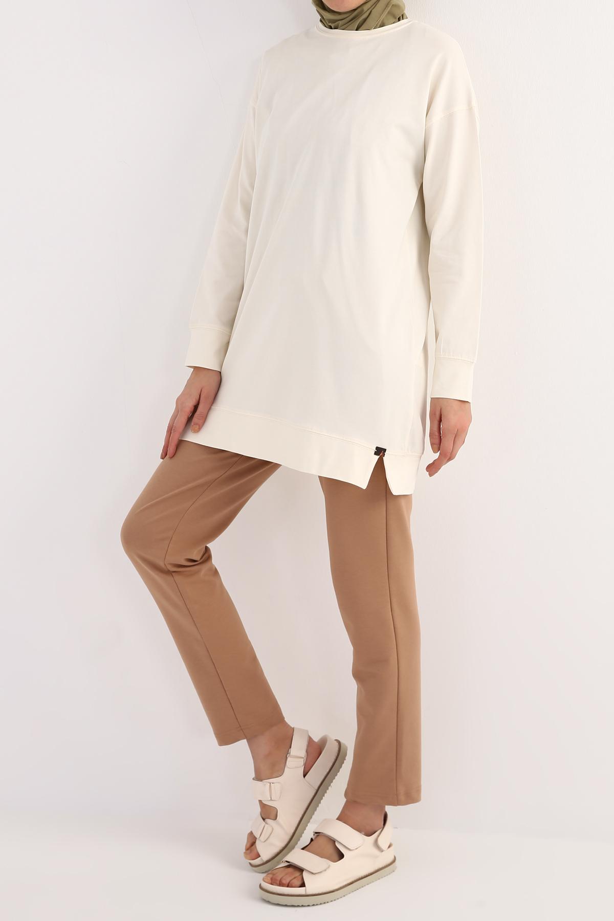 Hem Detailed Basic Tunic