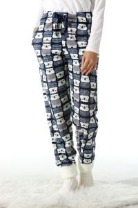 Polar Cepli Pijama Altı