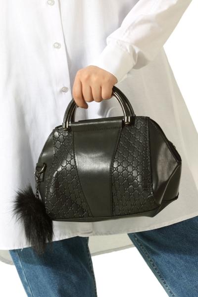 Ponponlu Çanta
