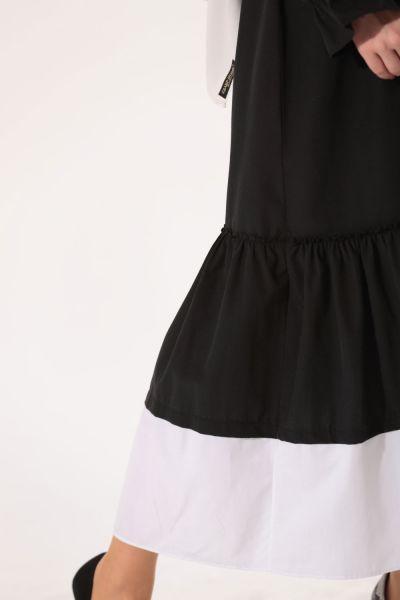 Poplin Elbise