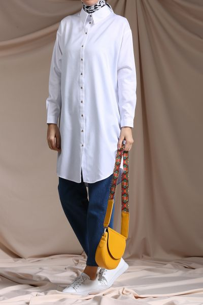 COMFORTABLE MOLD LONG SHIRT