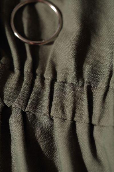 RAGLAN SLEEVE DRESS