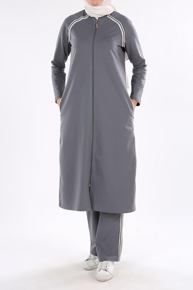 Raglan Sleeve Track Suit
