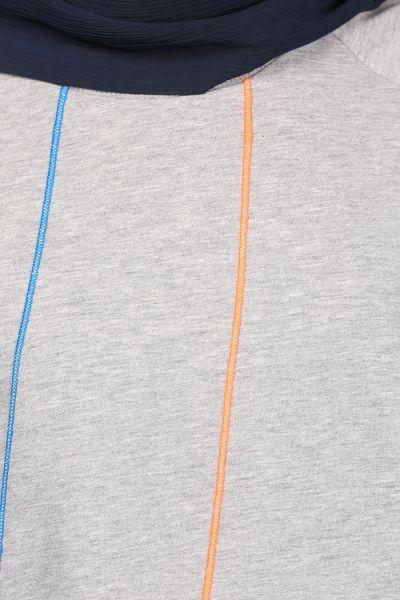 Renkli Garnili Tunik
