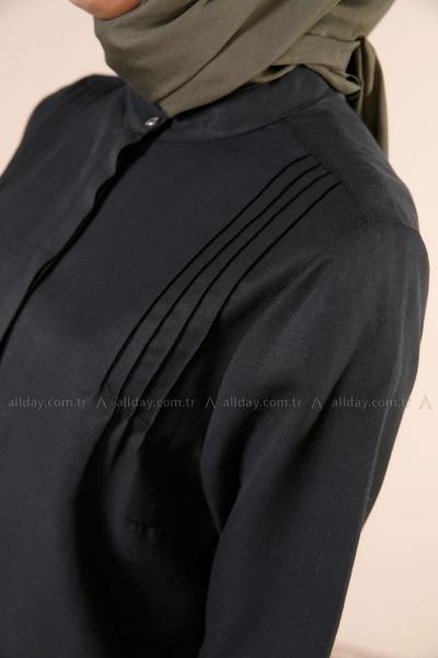 ROBA REFRIGERATED BLACK TUNIC