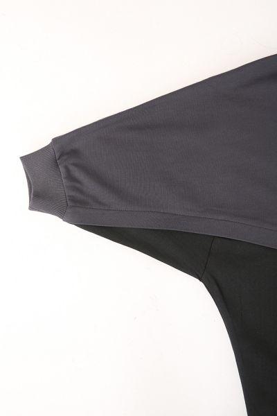 Yarasa Kol Salaş Gömlek Garnili Tunik