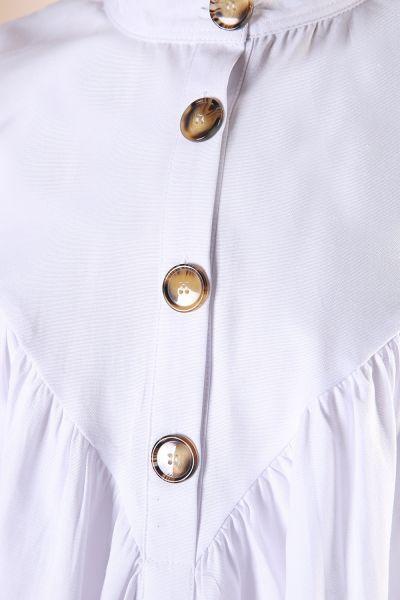 Salaş Düğmeli Tunik