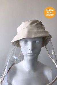 PROTECTIVE MASK WITH HAT