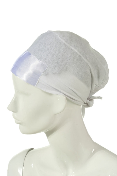 SATEEN BONNET