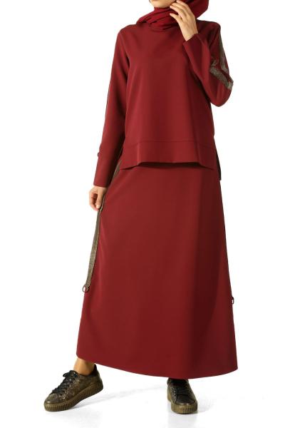 85b894348b915 Tesettür Takım - Tesettür Takım Elbise | Allday