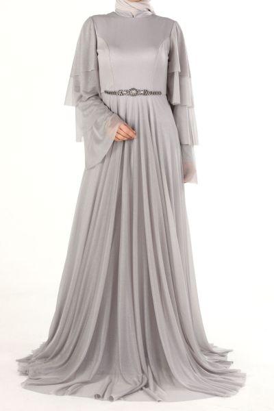 0a23309e7ee88 Tesettür Abiye Elbise Modelleri | Allday