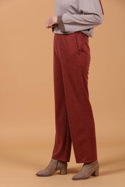 Simli Cepli Pantolon