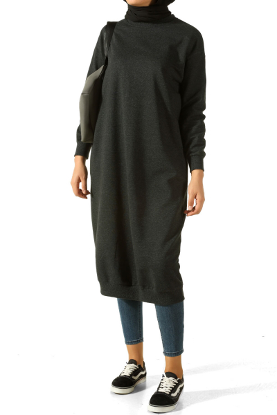 T-SLEEVE LONG TUNIC