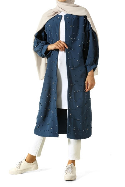Taşlı İncili Ceket