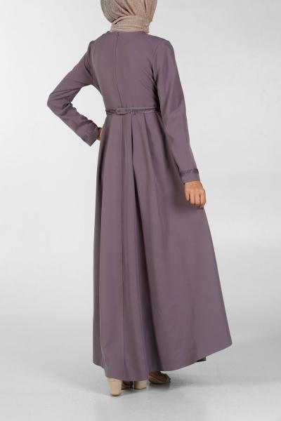 Kemeri Taşlı Elbise