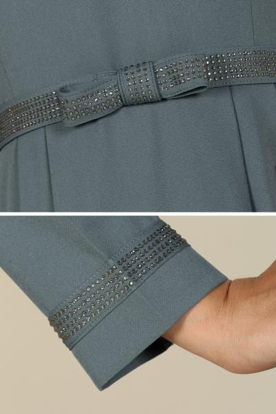 DRESS WITH STONE DETAIL BELT