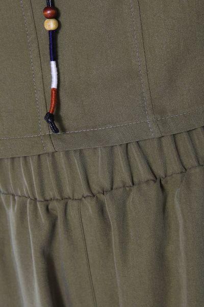 Tensel Pantolonlu İkili Takım