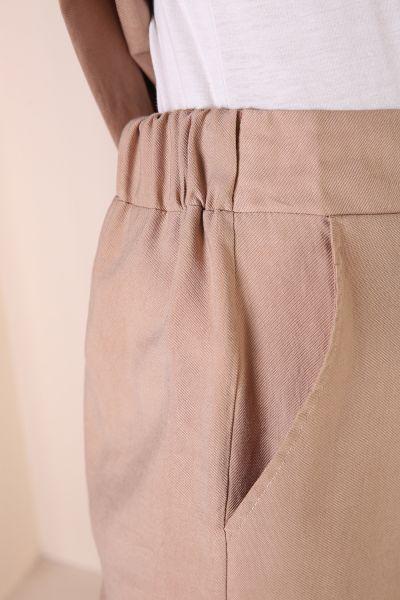 Tensel Kapüşonlu Pantolonlu Takım