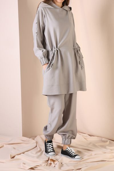 HOODED HIJAB SUIT