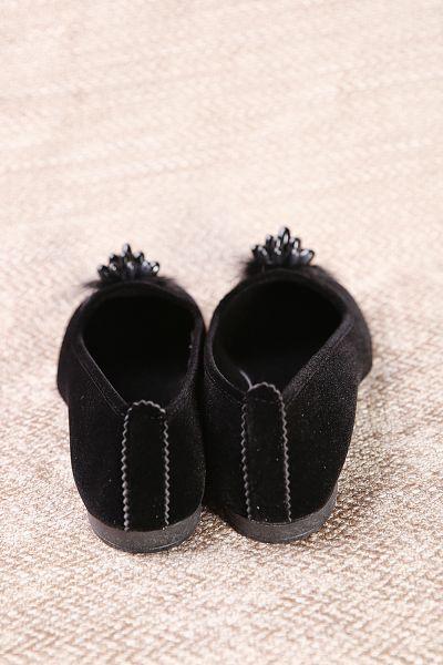 Tokalı Ev Ayakkabısı