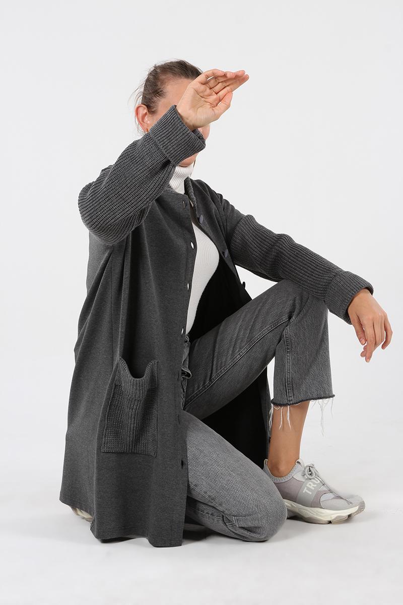 Knitwear Buttoned Salas Cardigan