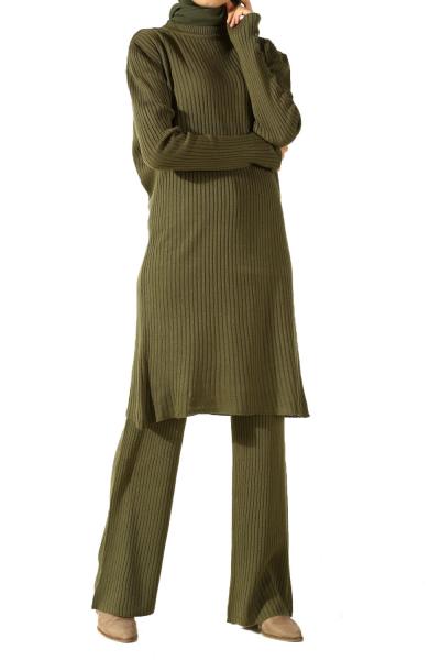 Triko Pantolonlu Takım